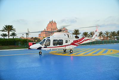 Falcon Aviation & Leonardo AW169 partner on new helicopter offshore contract for Kuwait Oil Company (KOC)