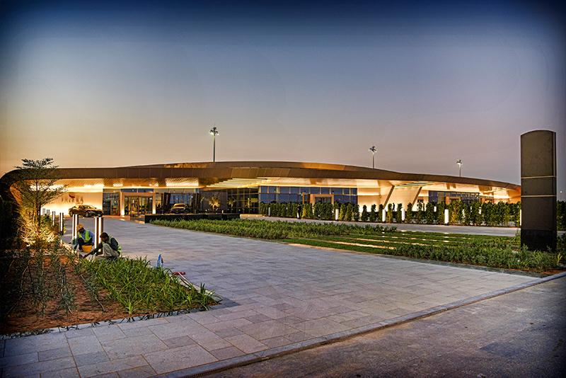 FALCON AVIATION launches its Fixed Based Operations (FBO) at Al Maktoum International Airport