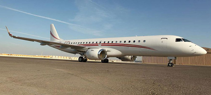 Falcon Aviation launches 3 month charter enticement at Dubai Airshow
